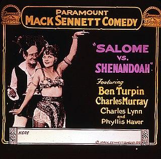 <i>Salome vs. Shenandoah</i>