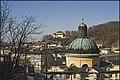 Salzburg - Kajetanerkirche vom Nonnberg.jpg