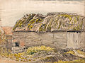 Samuel Palmer - A Barn with a Mossy Roof, Shoreham - Google Art Project.jpg
