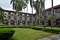 San Agustin Church courtyard, Manila, 2018 (01).jpg
