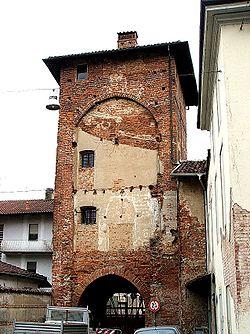 San Benigno Canavese Torino - Porta Ricetto.jpg