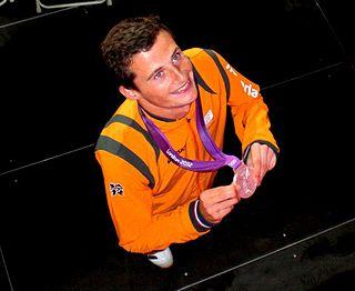 Sander Baart Dutch field hockey player