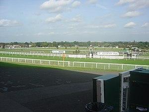 Sandown Park Racecourse - The Winning Line