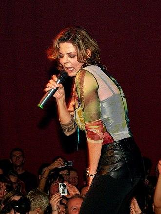Sandra (singer) - Sandra in 2007