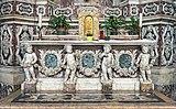 Santa Maria degli Scalzi (Venice) - Cappella Manin - Altare.jpg