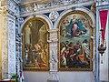 Santa Maria dei Miracoli Tele Presentazione Tempio Assunzione Brescia.jpg