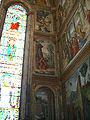 Santa maria novella, cappella tornabuoni, domenico ghirlandaio10.JPG