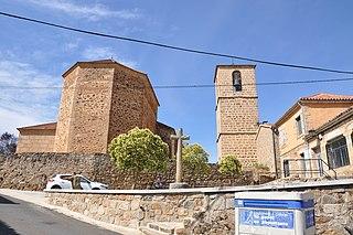 Santiago del Collado municipality in Castile and León, Spain
