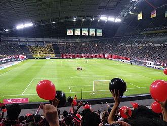 Hokkaido Consadole Sapporo - Sapporo Dome, Consa's home ground