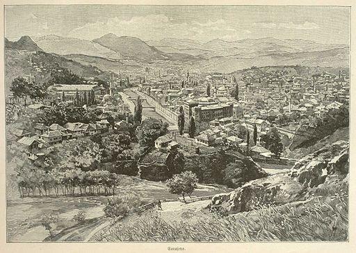 Sarajevo Historic View