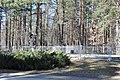 Sarkanās armijas brāļu kapi Lazdu ielā, Salaspils (90 karavīri) WWII, Salaspils novads, Latvia - panoramio.jpg