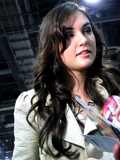 Picture of an author: Sasha Grey