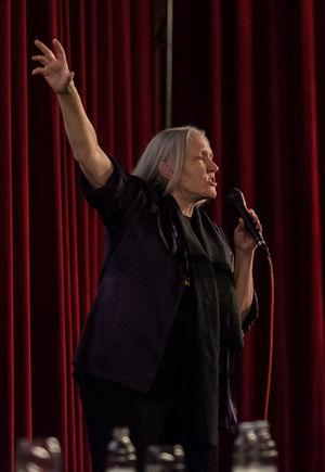 Saskia Sassen - Saskia Sassen on Subversive Festival