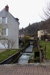 La Chapelle-Saint-André Commune in Bourgogne-Franche-Comté, France