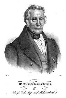 Friedrich Ludwig Kreysig German physician