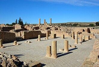 Kasserine Governorate - Image: Sbeitla 01