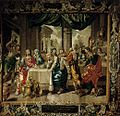 Scènes de la vie de la Vierge, Mariage à Cana.jpg
