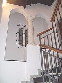 Palazzo alessandro saluzzo wikipedia for Chiusura vano scala interno
