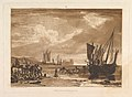 Scene on the French Coast (Liber Studiorum, part I, plate 4) MET DP821307.jpg