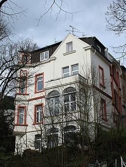 Schützenstraße in Wiesbaden