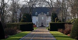 Schackenborg Castle - Entrance front of Schackenborg Castle