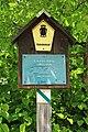 Schild Naturdenkmal Lindenallee in Lößnitz Erzgebirge 2H1A2687WI.jpg