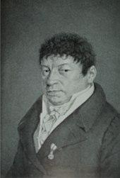 Portrait of Friedrich Schlichtegroll; artist unknown (Source: Wikimedia)