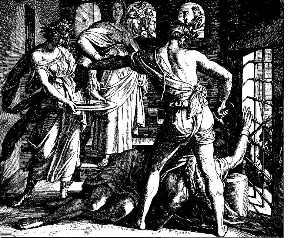Schnorr von Carolsfeld Bibel in Bildern 1860 187