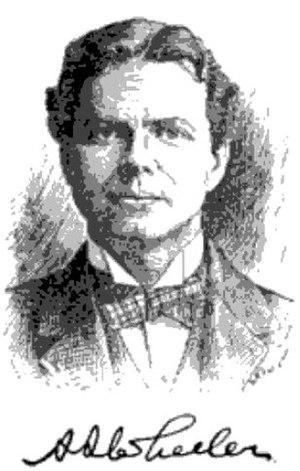 Schuyler Wheeler - Schuyler Wheeler, circa 1900