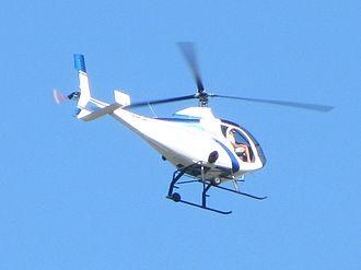 Sikorsky S-333 - Schweizer 333
