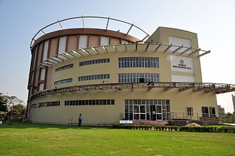 Science City Kolkata - Science Exploration Hall