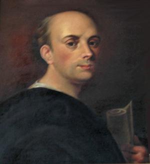 Scipione Piattoli - Scipione Piattoli, by Marcello Bacciarelli