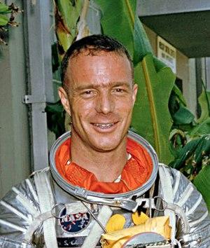 Mercury-Atlas 7 - Image: Scott Carpenter thumbnail