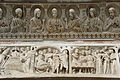 Sculptural pattern ( the Baptistry of St. John). Pisa, Tuscany, Central Italy.jpg