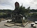 Sculpture of Acala near Harajiri Waterfall 2.jpg