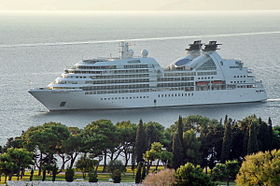 Image illustrative de l'article Seabourn Odyssey