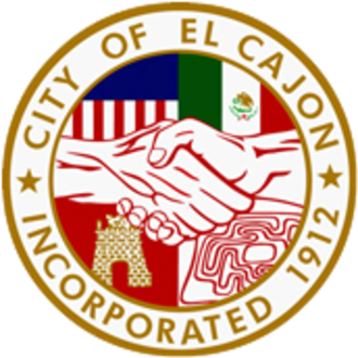 El Cajon, California - Image: Seal of El Cajon, California