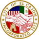 Seal of El Cajon, California.png