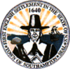Official seal of Southampton, New York