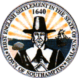 Southampton, New York - Image: Seal of Southampton, New York