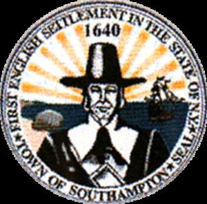 Southampton, New York - Image: Seal of Southampton, New York