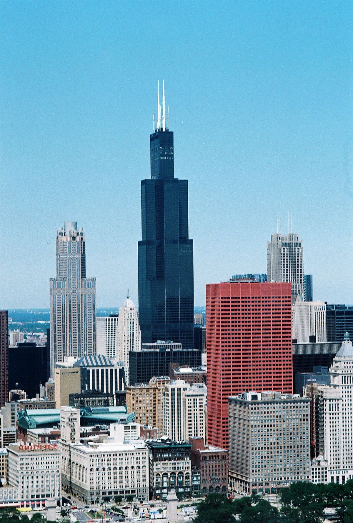 Willis Tower - Wikipedia