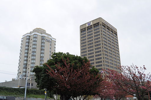 Seattle - Hotel Deca & UW Tower