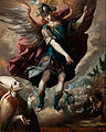 Sebastian Lopez de Arteaga - Saint Michael and the Bull - Google Art Project.jpg