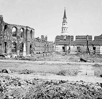 English: This photo is the ruins of Secession ...