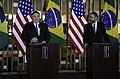 Secretário Pompeo se encontra com ministro das Relações Exteriores do Brasil (46537424622).jpg