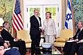 Secretary Clinton Holds a Bilateral Meeting With Israeli President Netanyahu (4769109295).jpg