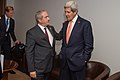 Secretary Kerry Chats With Jordanian Foreign Minister Judeh At NATO Summit in Wales (15139238792).jpg