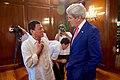Secretary Kerry Chats With Philippines President Duterte (28581525845).jpg