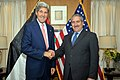Secretary Kerry Shakes Hands With Jordanian Foreign Minister Judeh (July 16, 2013).jpg